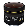 8mm f/3.5 EX DG Circular Fisheye Auto Focus Lens for Canon