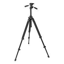 PRO 400 DX Deluxe Tripod with 3-Way Pan/Tilt Head (Quick Release) Image 0