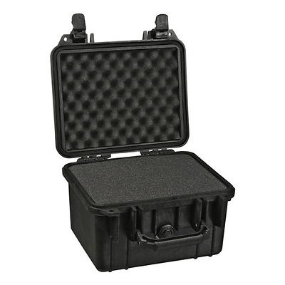 1300 Mini-D Watertight Hard Case - Black Image 0
