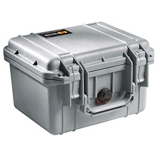 1300 Mini-D Watertight Hard Case - Silver Image 0