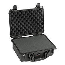 1450 Medium Watertight Hard Case - Black Image 0