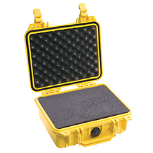 1450 Medium Watertight Hard Case - Yellow Image 0