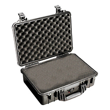 1500 Watertight Hard Case - Black Image 0