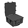 1640 Transport Case with Foam (Black)