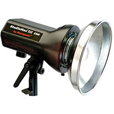 StudioMax III 160ws Monolight with Reflector Image 0