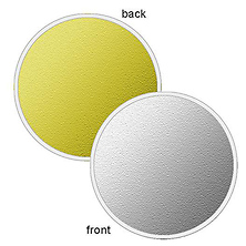 Silver/Gold Reversible LiteDisc 12 in. Image 0