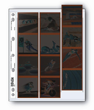 120-3HB 120 Size Negative Pages (Pack of 25) Image 0