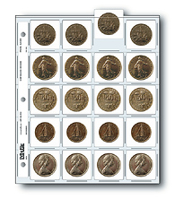 2x2-20HB Coin Collector Page Image 0