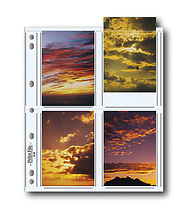 35-8P Photo Pages (100 Pack) Image 0