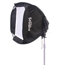 Softbox for Shoe Mount Flashes 15x15 in. Image 0