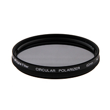 E-Series 62mm Circular Polarizer Filter Image 0