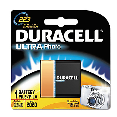 DL223ABPK Ultra Lithium Battery Image 0
