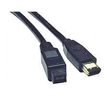 FireWire 800 IEEE1394b 9pin to 9pin UB Cable (4.5M/14.8F) Image 0