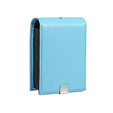PSC-1000 Leather Case (Light Blue) Image 0