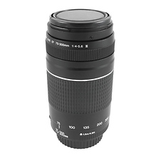 EF 75-300mm f/4-5.6 III Lens - Pre-Owned Image 0