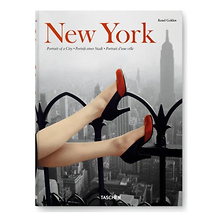 New York, Portrait of a City - Hardcover Image 0