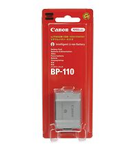 BP-110 Rechargeable Lithium-Ion Battery for Select Canon Camcorders Image 0