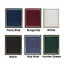 4x6 Bi-Directional Memo Photo Album (Assorted Colors)