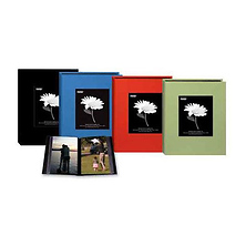 4x6 Bi-Directional Cloth Frame Photo Album (Assorted Colors) Image 0