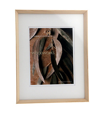 WoodWorks Frame 11X14 - Natural Image 0
