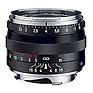 Ikon 50mm f/1.5 C Sonnar T* ZM Manual Focus Lens (Leica M-Mount) - Black