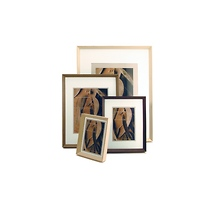 Woodworks 8x10 Frame for 5x7 Photograph Natural Image 0