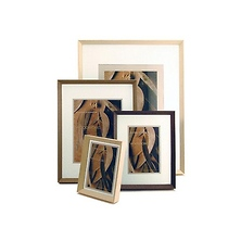 Woodworks 16 X 20 Old Barn Grey Hardwood Frame, 8 x 12 Mat Image 0