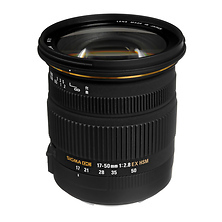 17-50mm f/2.8 EX DC OS HSM Zoom Lens for Canon Image 0
