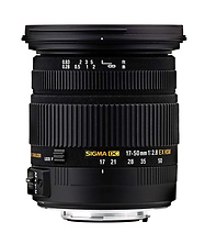 17-50mm f/2.8 EX DC OS HSM Zoom Lens for Nikon Image 0