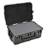 Small Military-Standard Waterproof Case 4 With Cubed Foam