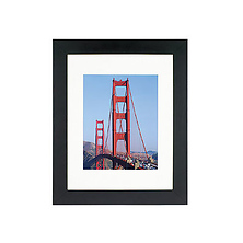 Casa Frame 16x20 with 11x14 Mat Opening (Matte Black) Image 0