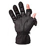 Men's Stretch Gloves - Black, Medium