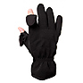 Men's Stretch Gloves - Black, Medium Thumbnail 1