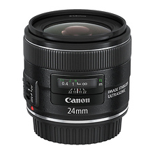 EF 24mm f/2.8 Wide Angle IS USM AF Lens Image 0