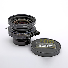 180mm f/5.6 Symmar-S Lens - Used Image 0