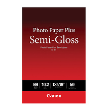13 x 19 in. Photo Paper Plus Semi-Gloss (50 Sheets) Image 0