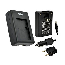 1 Hour Rapid Charger for Sony NP-F970 Battery Image 0