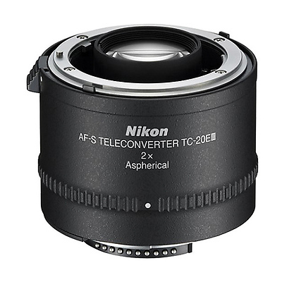 TC-20E III AF-S Teleconverter (Refurbished Image 0