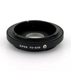Lens Mount Adapter for Canon FD Lens to EOS Camera Image 0