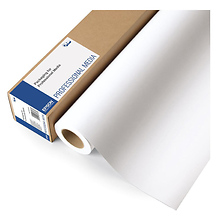 Hot Press Natural Smooth Matte Paper (24 In. x 50 Ft. Roll) Image 0