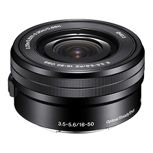 16-50mm f/3.5-5.6 Pancake Zoom Lens for Sony E Mount Cameras Image 0