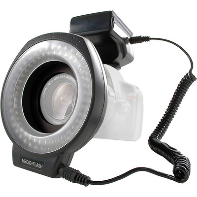 80 LED Hybrid Ringlight and Flash Image 0