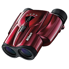 8-24X25 Aculon Zoom Binocular - Red Image 0
