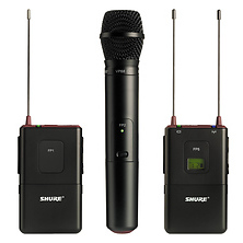 FP Wireless Bodypack & Handheld Combo System (G4 / 470 - 494MHz) Image 0