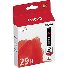 PGI-29 Red Ink Cartridge Image 0