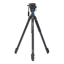 S-Series 2 Video Head & AL Flip Lock Legs Tripod Image 0
