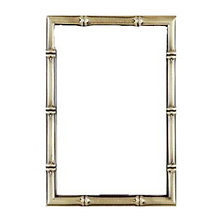 Antique Brass Bamboo Classic - 5x7 Photo Frame Image 0
