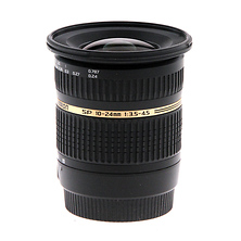 SP 10-24mm f3.5-4.5 Di II LD Aspherical IF Lens for Canon - Open Box Image 0
