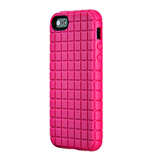 PixelSkin for iPhone 5 - Pink Image 0