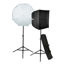 Halo & Apollo Speedlite 2 Light Kit Image 0